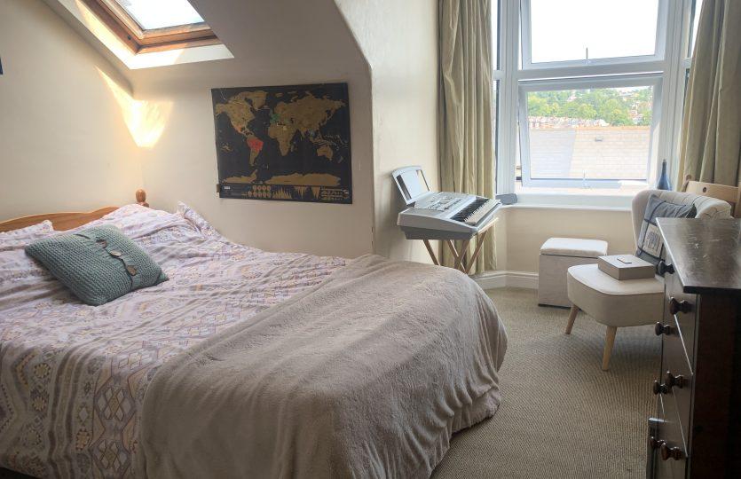 43 Wayland Road - top bedroom