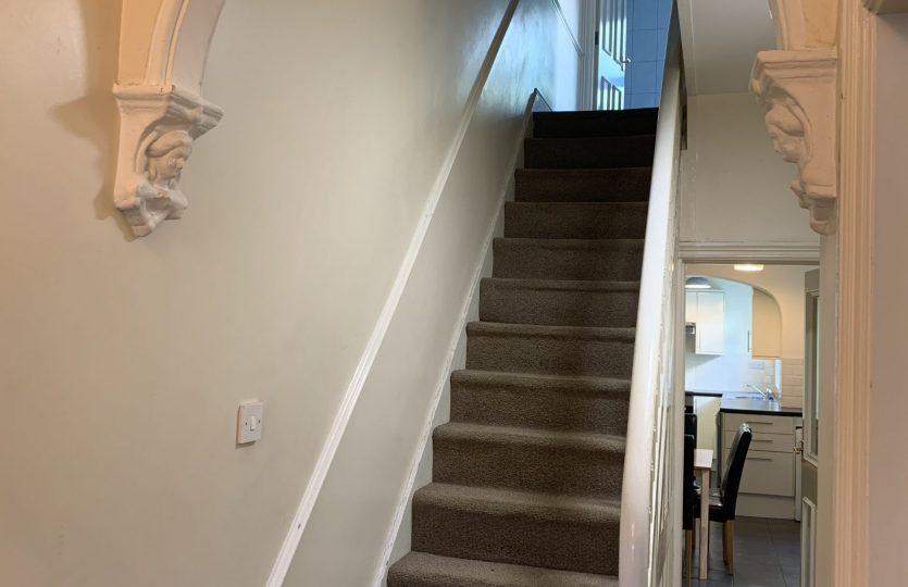 53 Sheldon Road - hallway