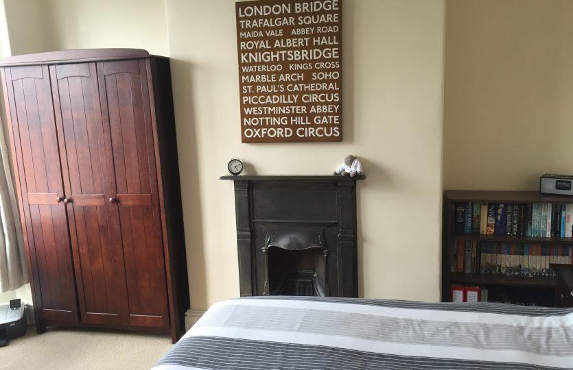 43 Wayland Road - bedroom shared
