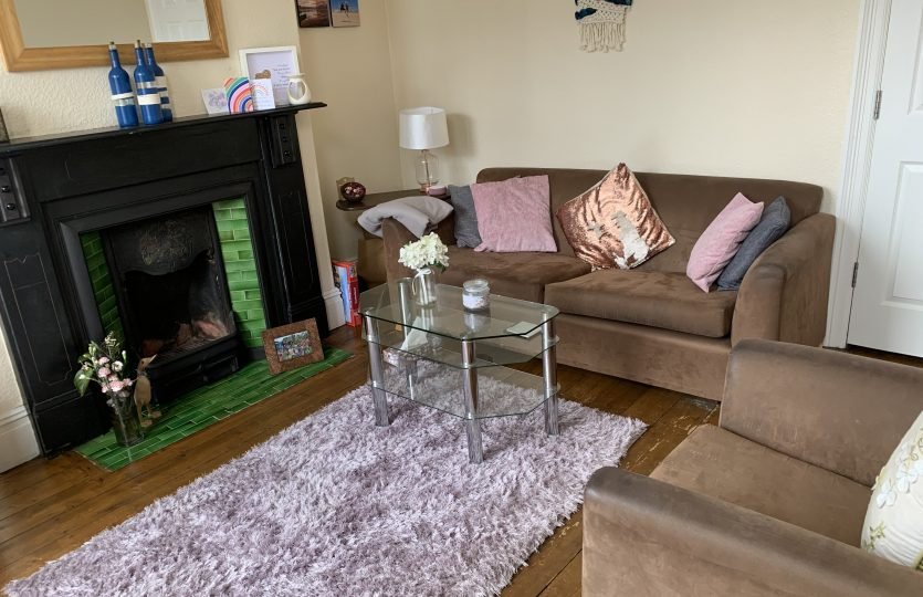 43 Wayland Road - lounge