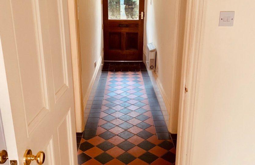 76a Ranmoor Road - Hallway