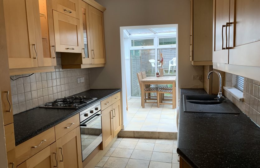 779 Ecclesall Road - kitchen - shared