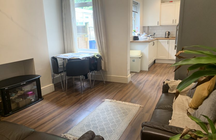 781 Ecclesall Road - Kitchen and lounge