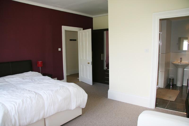 Collegiate Crescent entrance bedroom 1
