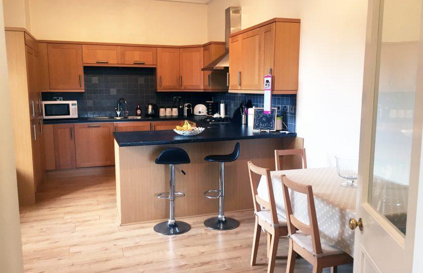 Collegiate Crescent kitchen