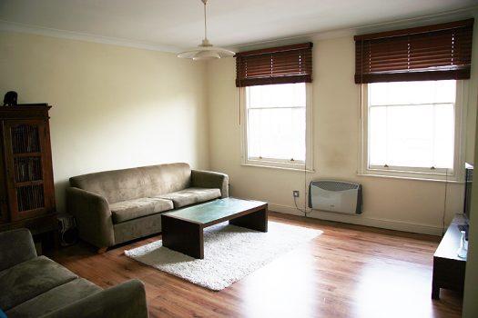 Flat 3, 275 Fulwood Road - lounge