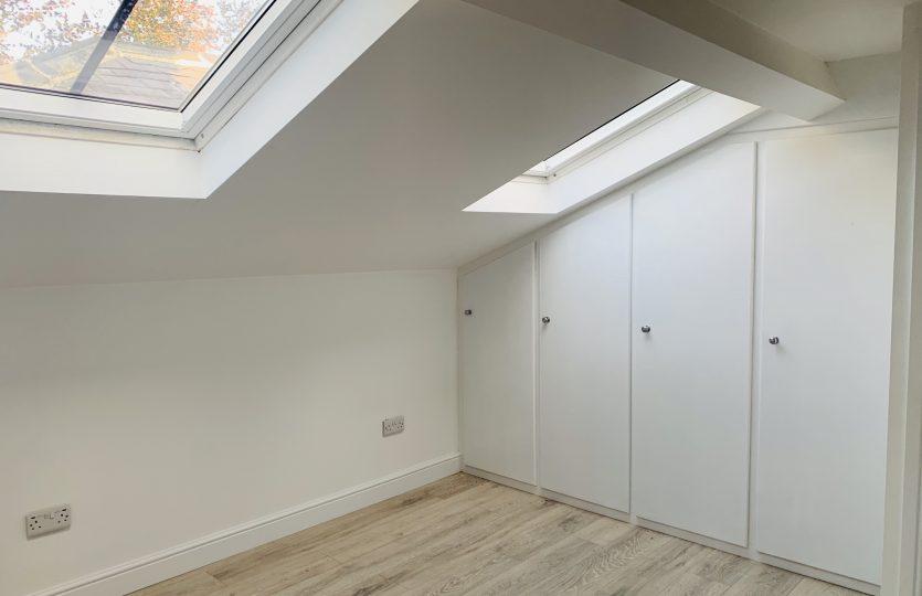 78A Ranmoor Road bedroom