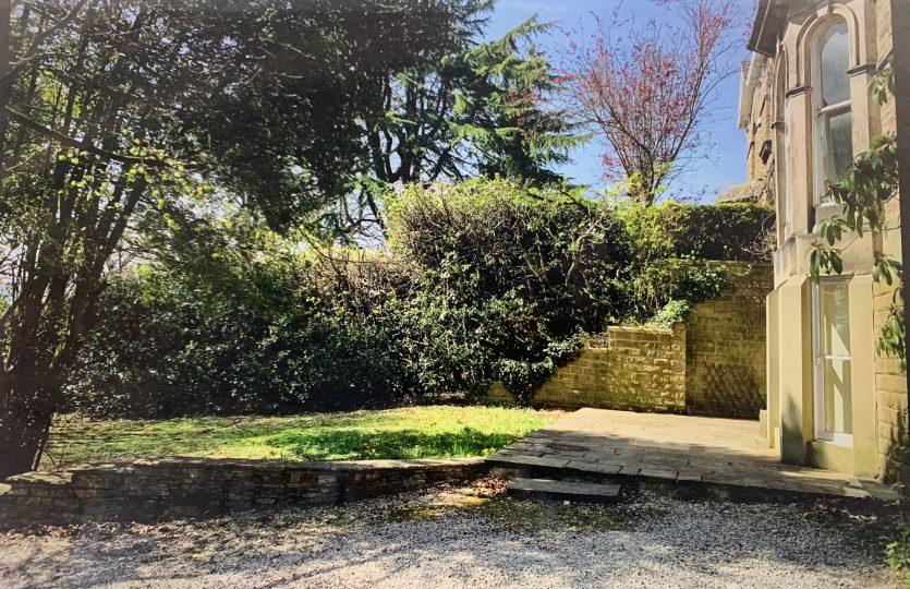 78A Ranmoor Road patio